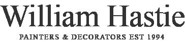 WH Painters & Decorators Edinburgh & East Lothian Logo